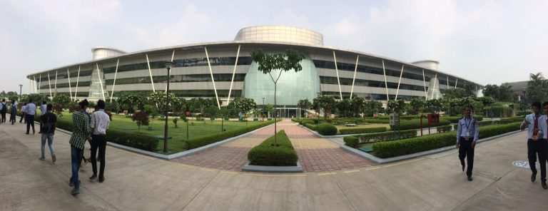 INFOSYS INDUSTRIAL VISIT 2016