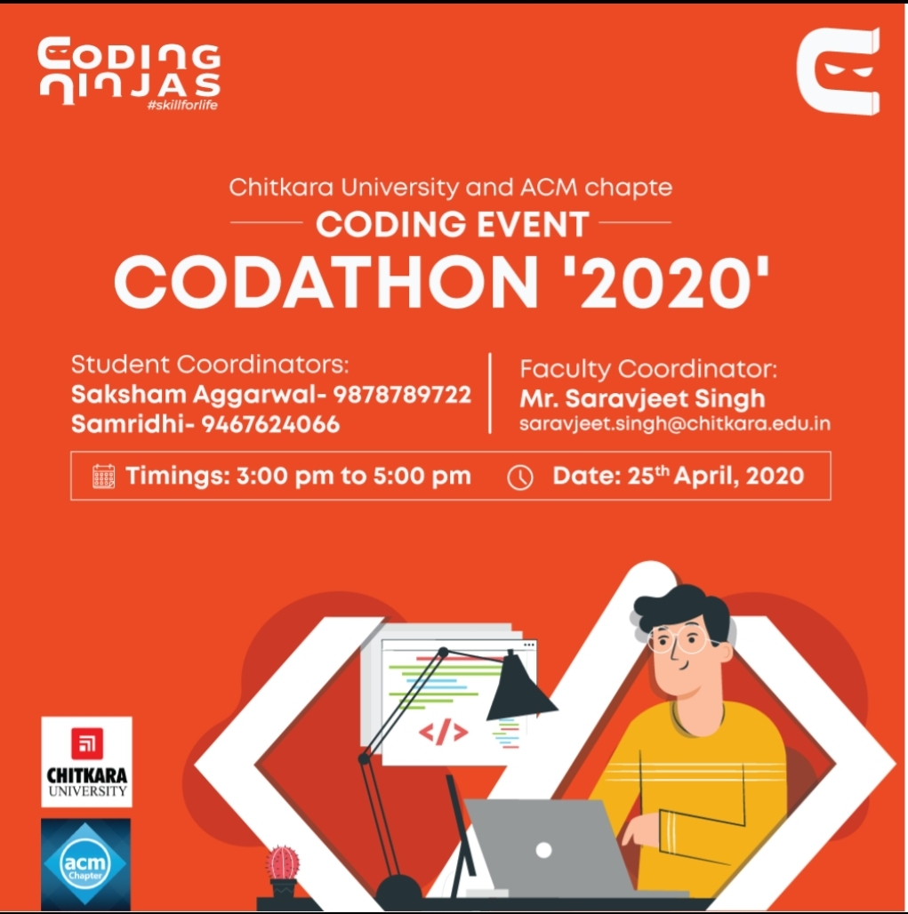 Codathon Poster CN